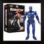 Robocop Figura Art. Versión Clásica Vídeo Juego Neca Z,dvt