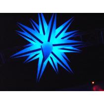 Sputnik Estrela19 Pontas(lançamento) 3d,dj,iluminação,efeito