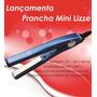 Mini Pranchinha Alisadora Titanium Lizze 1/2 Bivolt 390º