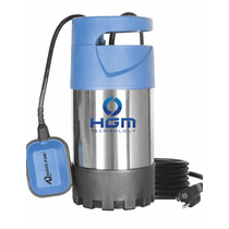 Bomba Sumergible Kanki 1hp Ideal P/subir Agua Al Tinaco Hgm
