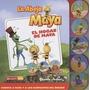 La Abeja Maya. El Hogar De Maya; Varios Autores Envío Gratis