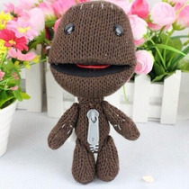 Peuche Sackboy 16cm Little Big Planet Play Station