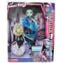 Monster High Draculaura 30cm Superarticulada Musical C/luces