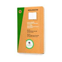 Caderno Moleskine Evernote Quadriculado De Bolso Kit2 3913