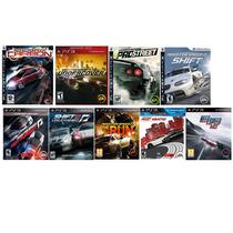 Novo Combo Need For Speed Todos Os Jogos Playstation 3
