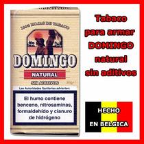 Tabaco Domingo Natural Sin Aditivos Local Microcentro