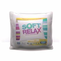 Recheio De Almofada Soft Relax 45x45cm - Trisoft