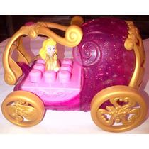 Carroza De Aurora Color Rosa, Usado