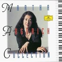 Martha Argerich Collection Piano Chopin Bach Clasica Cd Vv4
