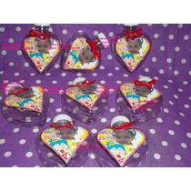 Souvenirs,frasco,corazon,botellas,minnie,hombre Araña,mickey
