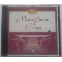 Cd Musicas Imortais Do Cinema Vol 3 Coleçao O Dia