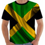 Camisa Camiseta Babylook Regata Jamaica Bob Marley Reggae 10