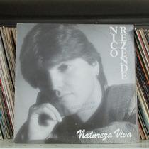 Lp Nico Rezende Natureza Viva Disco Promo Mix Single Exx