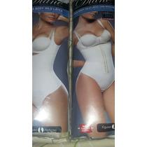 Faja Body Hilo Alta Compresión En Latex Diane C/o S/broche