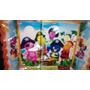 Kit Decoracion Fiesta Infantil Piñata Reunion Backyardigans
