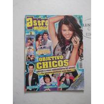 Astro Mágico,revista N. 08 Portada Miley Cirrus