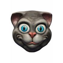 Máscaras Cabeza De Animales Gato Para Disfraz De Halloween