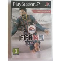 Fifa 14 Ps 2 Game - Frete Grátis