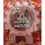 Vela Aniversario Tema Minnie Mouse Rosa
