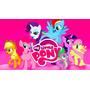 My Little Pony Mesa De Dulces, Golosinas, Cupcakes