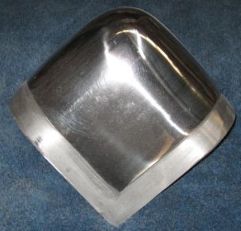 Esquinero aluminio para carroceria 3 radios en for Perfiles de aluminio para toldos de palilleria