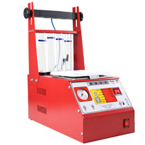 Maquina Teste Limpeza Bicos Injetores Planatc Lb-25000 Giii