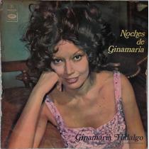 Lp Vinil-importado-noches De Ginamaria-1969-odeon-argentina