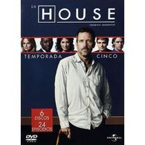 Dr. House Quinta Temporada Serie En Dvd