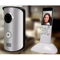 Video Intercomunicador Inalámbrico Control Acceso Hembrilla