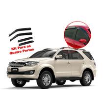 Calha De Chuva Toyota Hilux Sw4 2005-2011 4 Portas