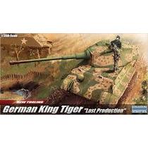 Academy 1/35 German King Tiger O Tigre Ii O Königstiger