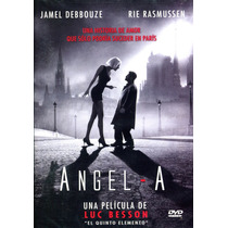 Dvd Angel-a ( Angel-a ) 2005 - Luc Besson / Jamel Debbouzze