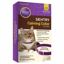 Collar Sentry Calming. Feliway Paquete 3 Collares.