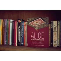 Alice No País Das Maravilhas Lewis Carrol Livro Brochura Nov