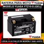 Bateria Yuasa Ytz10s De Gel Cuatri Yamaha Raptor 350 Y Mas