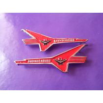 Emblemas Fairlane Thunderbird Ford V8 Clasico