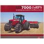 Catálogo De Lançamento: Tratores Mf7000 Massey Ferguson 2010