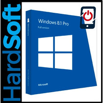 Windows 8.1 Pro Para 5pc Retail + Actualizacion W10