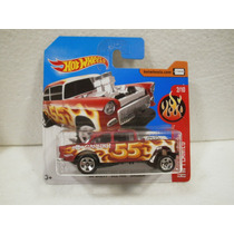 Enigma777 Hot Wheels 55 Chevy Bel Air Gasser 12/365 2017 Tc