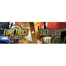 Euro Truck Simulator 2 - Steam + Dlc Going East - Cd-key