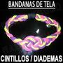 Bandanas Y Cintillos De Tela A La Moda Turbantes / Headbands