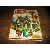 Príncipe Valente Volume 4 Ed Ebal Capa Dura Formato Gigante