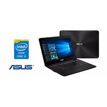 Notebook Asus Z450la-wx002t Core I5 8gb 1tb Led 14 - Preto
