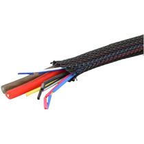 Malla Expandible Para Ocultar Cable 3/8 Pulg 30mts Et38.1bk