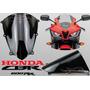 Cupula Para Honda Cbr600rr Honda Cbr 600 Año 2007 - 2012 @tv