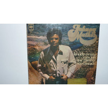 Lp Vinilo Johnny Mathis - La Vida Es Una Cancion Que Merece
