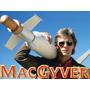 Macgyver * Profissão Perigo * 1ª Temporada Completa * 6 Dvds