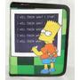 Cartuchera Los Simpsons Bart 1 Piso Lic. Oficial V. Crespo