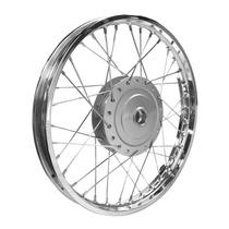 Roda Montada Dianteira Honda Cg Titan 150