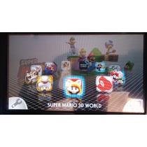 Memoria De 64gb, + Juegos Wii U Completos